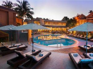 Whispering Palms Beach Resort Goa